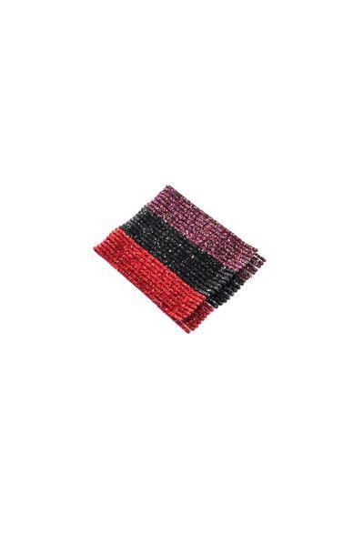 Набор разноцветных невидимок с глиттером