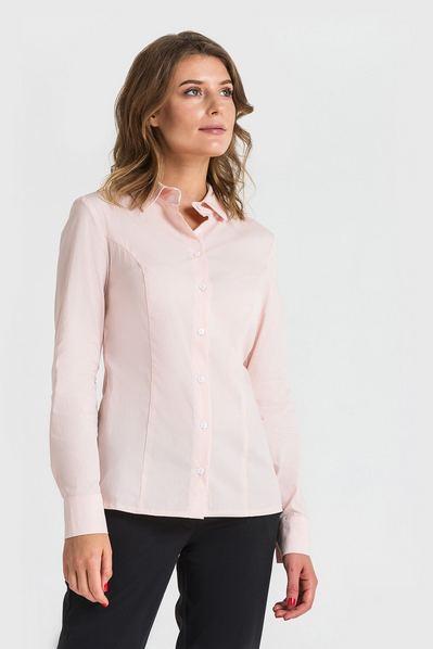 35f0d0b912b Купити жіночу блузку рожеву в інтернет магазині VOVK