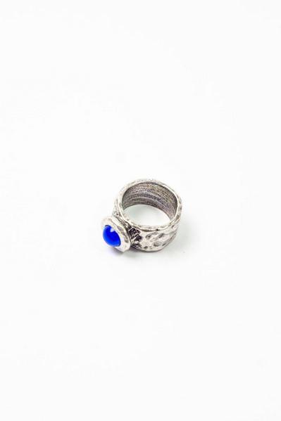 Кольцо Цефеида сапфировое