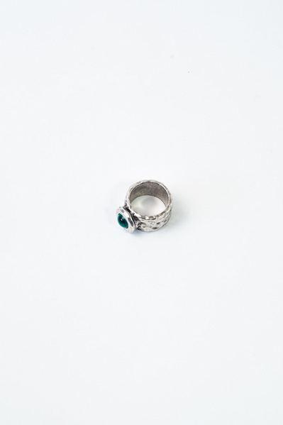 Кольцо Цефеида изумруд