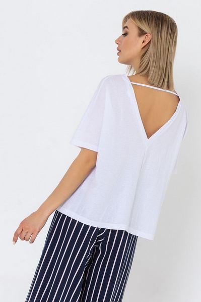9bdc130d0df37 Купить белую футболку в интернет магазине VOVK