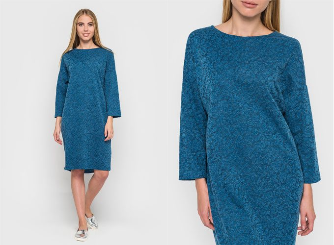 Трикотажні сукні або як можна поєднати красу з комфортом - VOVK блог 76bcaac1ce708